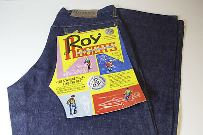 Roy Rogers Vintage '70 Jeans - Pocket Money - W32-L34