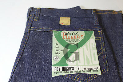 "Roy Rogers ""Young"" Model Jeans - Size52 - W38"