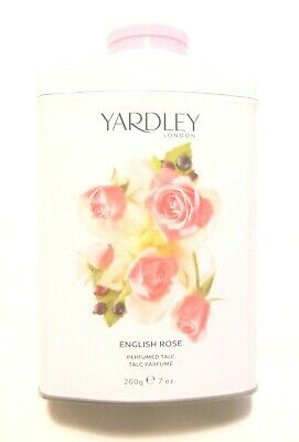 Yardley English Rose Perfumed Talc