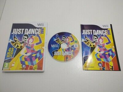 Just Dance 2016 - Wii - Nintendo - Boxed - Complete