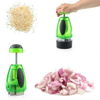 Kitchen Slap Chop Food Cutter Slicer Chopping Machine For Fruit and Vegetable