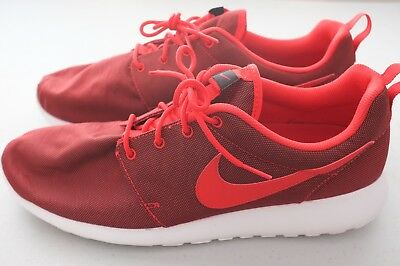 finest selection 3ed3a 78d63 NEW Nike Roshe One Premium University Red Running Shoes 525234-660 Mens  Size 13