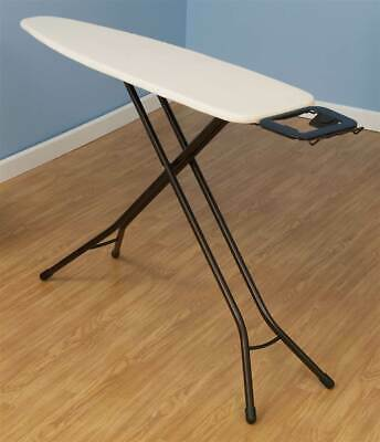 Ultra 4-Leg Ironing Board with Iron Rest in Antique Bronze [ID 3084276]