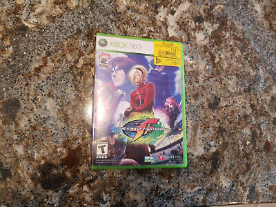 The King of Fighters XII -- XBOX 360 -- CONDITION B+
