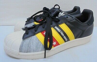 outlet store 1a485 8b584 RITA ORA ADIDAS SUPERSTAR Sneakers BANNED FROM NORMAL Limited Ed Womans Sz  7.5