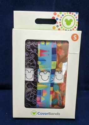 Disney Parks Magic Band Coverbands Attractions Haunted Tiki Small