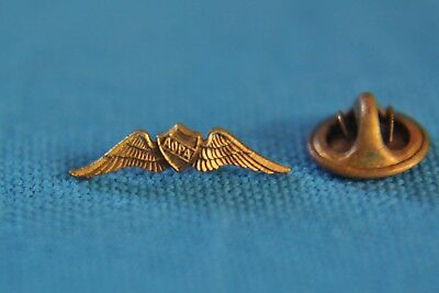 Aopa Mini Lapel Pin , Aircraft Owners And Pilot Association