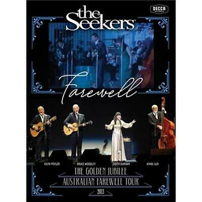 THE SEEKERS The Seekers: Farewell DVD NEW