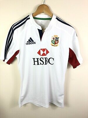 Size S England Rugby Union Shirt Lions Tour Australia 2013 125th Anniversary