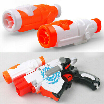 Targeting Scope Sight Upgrade Accessory Muffler for Nerf Gun modulus Toy New