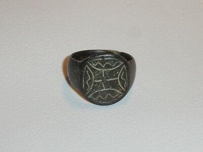 Medieval Rings 14th~15th Century Extremely Rare.