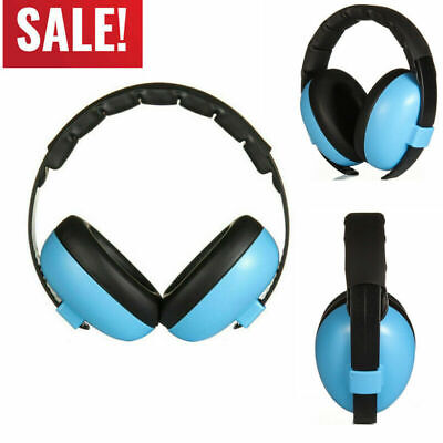 Adjustable Kids Baby Ear Protection Earmuffs Airplane Noise Cancelling Headphone