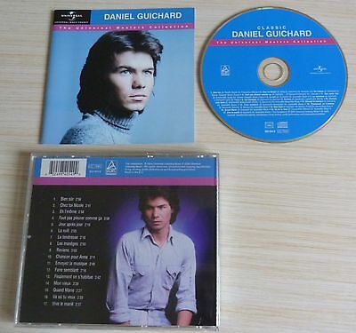 Cd Album Master Collection Best Of Daniel Guichard 17 Titres 2003