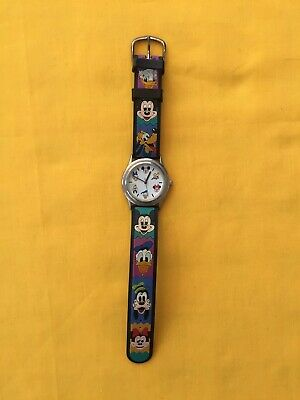 Official Disney Mickey, mini Mouse, goofy,  donald duck etc Analogue Watch