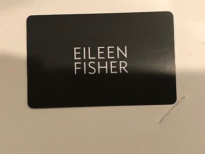 **$100 EILEEN FIISHER GIFT CARD**. **FREE DELIVERY!**  Use On-line and In-stores