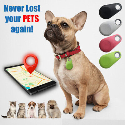 Pets GPS Tracker and Activity Monitor Smart Mini GPS Anti-Lost Waterproof Prof