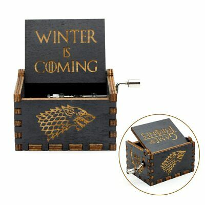 Game of Thrones GOT Music Box Theme Song Winter is Coming Stark Lannister