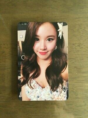 Twice Chaeyoung 3rd Mini Album TWICEcoaster Lane 1 Official Photocard
