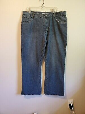 Beverly Hills Polo Club Mens Jeans Dark Blue Sz 40X30 Vintage GREAT CONDITION