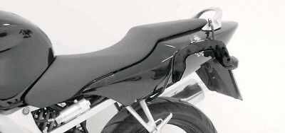 Honda CBR 600 F (1999-2010) C-Bow Sidecarrier - Black BY HEPCO AND BECKER