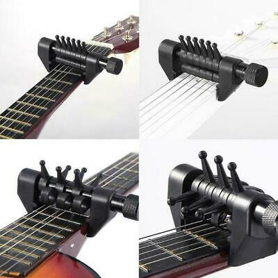 Premium Guitar Capo: Nordell Quick Change Trigger Clamp for Acoustic Electric