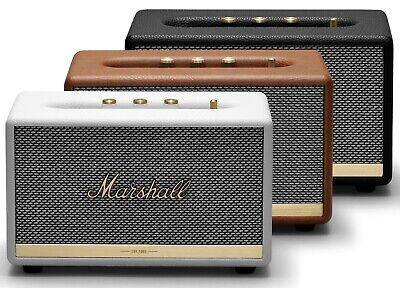 Marshall Acton II 50W Wireless Bluetooth Home Speaker