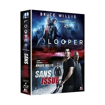 Looper + Sans Issue - Coffret Bluray X2 - Neuf Sous Blister