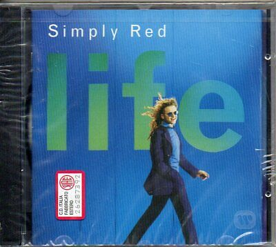 Simply Red - Life - Cd (Nuovo Sigillato)