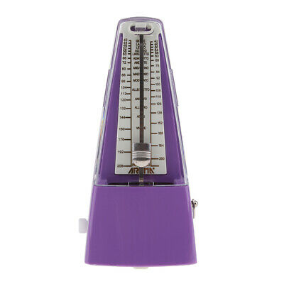 Mechanical Metronome Traditional Wind Up Metronomes for Piano Guitar