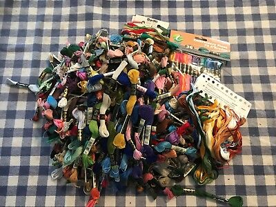 Lot 360+  Embroidery Cross stitch Needlepoint Floss Thread DMC Peri lust Cottonw
