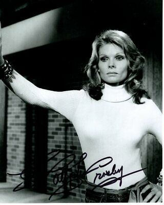 CATHY LEE CROSBY Signed Photo w/ Hologram COA CONTENT