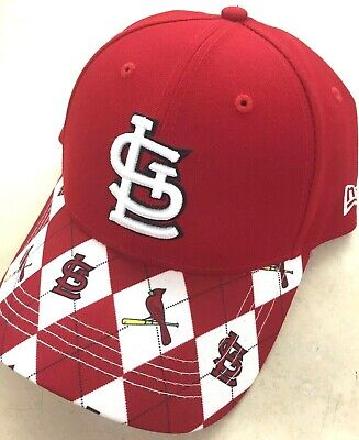 new product 89bc0 e269b St Louis Cardinals 2019 Mlb New Era 9Forty Loudmouth Adjustable Snapback  Hat Cap