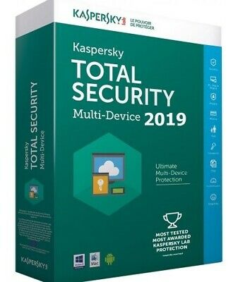 Kaspersky Total Security 2019 5 Devices PC MD 1 Year Global Worldwide Full Versi