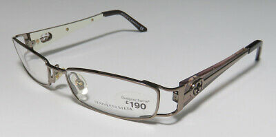 Gucci 2815 High-End Famous Designer Made In Italy Classy Elegant Eyeglasses