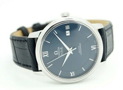 Omega De Ville Prestige Co-Axial 424.13.40 Automatic Mens Watch Full Set