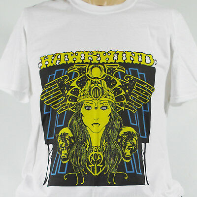 HAWKWIND METAL ROCK T-SHIRT motorhead blue oyster cult S-3XL