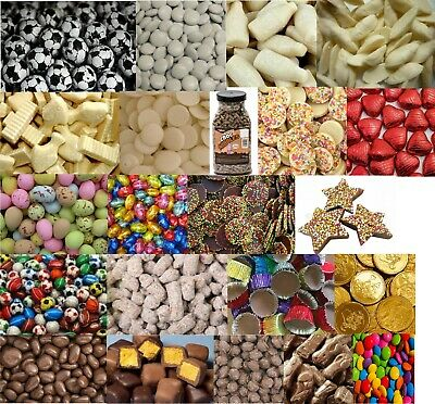 Chocolate Candy Pic n Mix Sweet Shop Choc Mice Jazzles Hearts Nibs beans