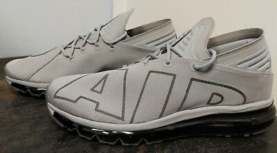quality design e9380 f497d New Nike Air Max Flair SE AA408-002 Wolf Grey Black Men s Running Shoes C2