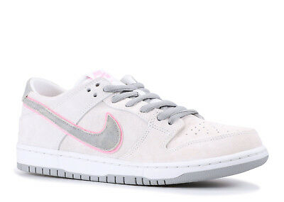 wholesale dealer dd555 d4d3a Nike Sb Zoom Dunk Low Pro Iw White Perfect Pink 895969-160
