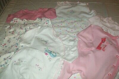 Baby girl clothes/sleepbag from Mothercare newborn -combined postage available