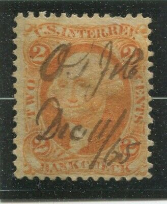 U.S. Stamps Scott #R6c Used,Fine (R449N)