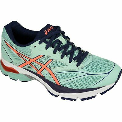 b7a0f60d ASICS GEL PULSE 2 Womens Running Shoes Sneakers Gray Blue Size 8 ...