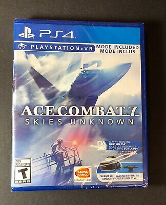 Ace Combat 7 [ Skies Unknown ] (PS4) NEW