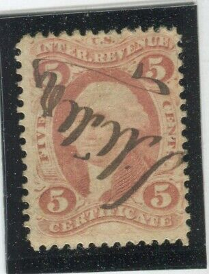 U.S. Stamps Scott #R24c  Used,Fine (R460N)