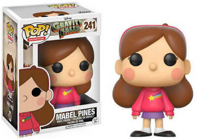 Disney Gravity Falls Mabel Pines 9.5cm Pop Vinile Statuetta Funko Animation 241