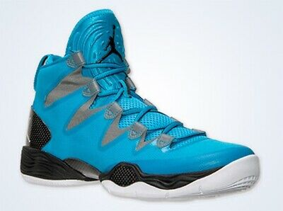 separation shoes bc69f 0806f Air Jordan XX8 SE 28 Shoes Mens 12.5 Dk Powder Blue White- CL Gray