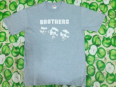new product 923b4 e1aa2 Supreme Brothers Made In Usa T Shirt L Box Logo Kermit Kate Moss