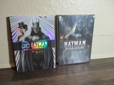 Batman: Gotham By Gaslight WIDESCREEN (NEW DVD) WITH SLIP COVER NEW