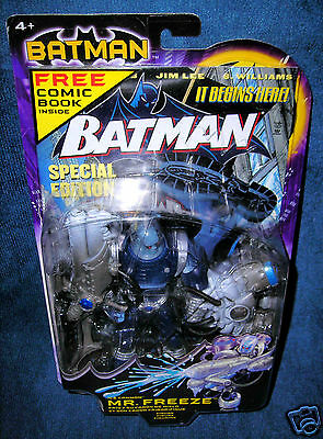 Dc Universe Mr Freeze Jim Lee Batman Victor Fries Gotham City Dark Knight Legend