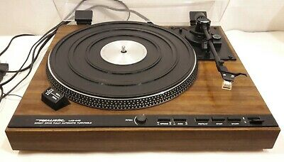 Vintage REALISTIC LAB 440 Automatic Record Player Turntable-Works